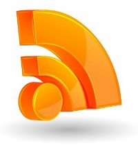 Web feed logo